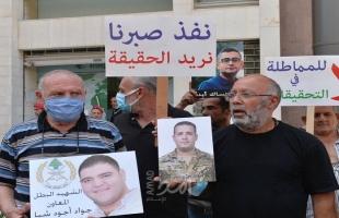 مواجهات أمام منزل وزير الداخلية اللبناني بعد محاولة اقتحامه