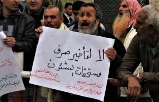 """""""منتفعو الشؤون الاجتماعية"""" يطالبون السلطة بصرف مخصصاتهم قبل العيد"""