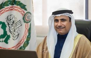 """رئيس البرلمان العربي يشيد بالإجراءات الوقائية التي اتخذتها السعودية للحد من إنتشار """"كورونا"""""""