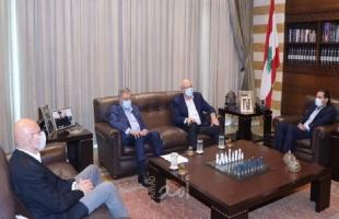 رؤوساء الحكومات اللبنانيين السابقين يوصون تكليف ميقاتي