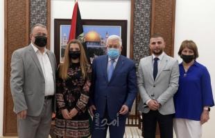 الرئيس في ذكرى استشهاد ممدوح صيدم وأبو علي إياد يؤكد الوفاء للشهداء ومناضلي الشعب الفلسطيني