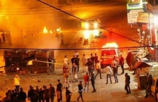 قوات الاحتلال تنصب حاجزاً عسكرياً جنوب جنين