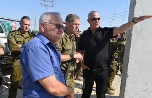 غانتس: ننصح حزب الله ولبنان بعدم شد الحبل مع إسرائيل