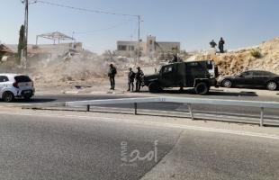 محافظة القدس: هدم قوات الاحتلال لعشرات المحال في الرام جريمة حرب جديدة