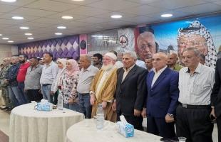 النضال الشعبي الفلسطيني تختتم فعاليات انطلاقتها