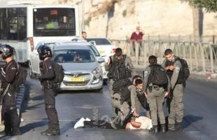 مركز فلسطين:37500حالة اعتقال منذ هبة القدس أكتوبر 2015