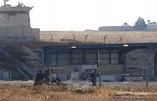 سلطات الاحتلال تغلق المدخل الجنوبي لبلدة نحالين غرب بيت لحم
