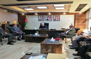 أبو الرب يطلع وزير الأوقاف الأردني على آخر التطورات في الأقصى والحرم الإبراهيمي