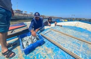 """العثور على الصيادَين المفقودين منذ """"الاثنين"""" في بحر غزة"""