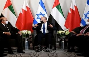 بينيت: التقيت الملك عبد الله والسيسي وهما مسروران بعلاقتنا