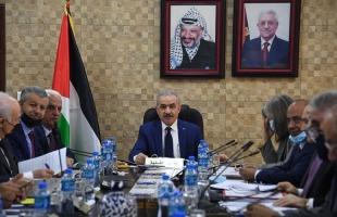 اشتية: اطلاق الرصاص لتقتل أصبحت السياسة الرسمية لدولة الاحتلال