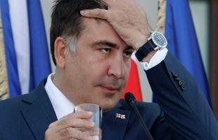 """جورجيا تعلن اعتقال الرئيس الأسبق """"ساكاشفيلى"""""""