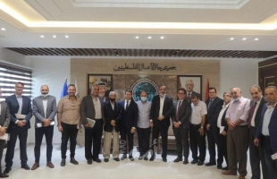 مؤسسات القطاع الخاص تبحث مع الاتحاد الأوروبي النهوض باقتصاد غزة