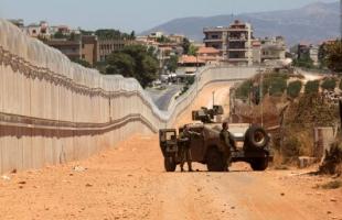 مصادر أمنية لبنانية: قوة إسرائيلية اجتازت الحدود