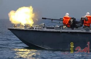 زوارق الاحتلال تهاجم مراكب الصيادين قبالة بحر بيت لاهيا