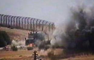 """جيش الاحتلال يفجر عبوات """"محلية الصنع"""" شرق خانيونس"""