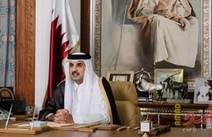 أمير قطر يأمر بإجلاء القطريين والكويتيين من إيران