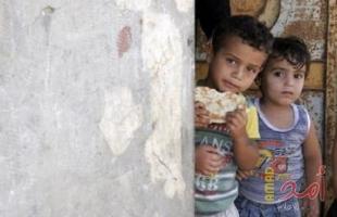 بعد تضرر منزلها وتخلي الفصائل عنها: أسرة من الشاطئ  تناشد أهل الخير انقاذ أطفالها