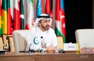 وزير خارجية الإمارات: علاقتنا مع روسيا ستخطو خطوات كبيرة إلى الأمام