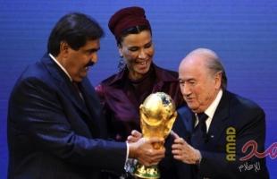 """بعد الفضيحة المدوية...""""فيفا"""" يدرس خيارات بديلة لقطر لاستضافة كأس العالم 2022"""