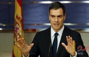 ملك إسبانيا يكلف سانشيز بتشكيل حكومة جديدة
