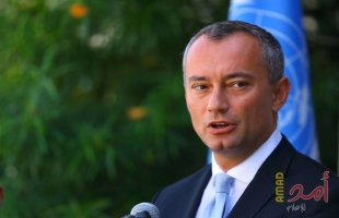 ملادينوف ينفي إدلاءه بأى تصريحات حول موقف أو سياسات الأردن