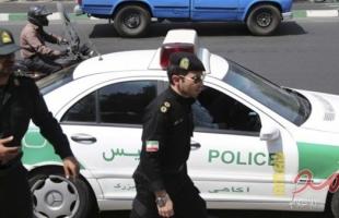 تلفزيون: الأمن الإيراني يلقي القبض على مجموعة كانت تنوي قلب نظام الحكم