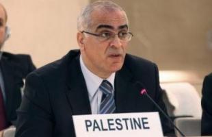 خريشى: المنظمات الدولية تعقد لقاءً الأسبوع المقبل حول الانتهاكات الإسرائيلية
