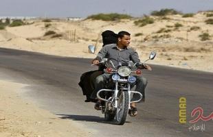 غزة: النقل والمواصلات تؤكد استمرار منع إدخال قطع غيار الدراجات النارية