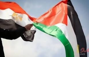 السيسي يؤكد ضرورة استئناف المفاوضات بين الجانبين الفلسطيني والإسرائيلي
