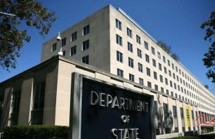 الخارجية الأمريكية طالبت إسرائيل وقف إجراءاتها تجاه الضم والاستيطان.. والشيخ يرحب