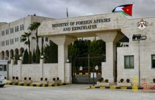 الخارجية الأردنية: قدمنا مذكرة احتجاج رسمية عبر القنوات الدبلوماسية لوقف الانتهاكات الإسرائيلية