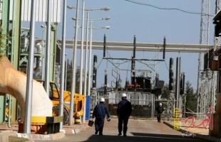 كهرباء غزة: الموجة الحارة أثرت بشكل كبير على جدول التوزيع