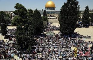 مجلس أوقاف القدس: استمرار تعليق وصول المصلين للمسجد الأقصى
