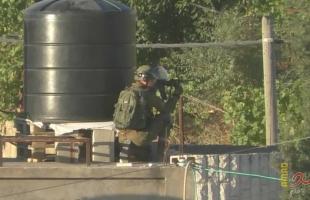 حالات إعتقال واختناق خلال مواجهات مع قوات الاحتلال في مختلف محافظات الضفة