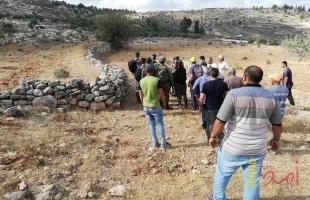 في قرى نابلس: أراضي ممنوعة على أصحابها مستباحة للاحتلال الاسرائيلي