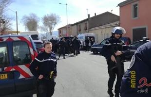 إطلاق نار على مسجد في فرنسا