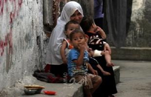 منظمات المجتمع المدني تُحذر من استمرار تدهور الأوضاع الإنسانية في قطاع غزة