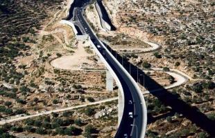 أثر المناخ علي المواصلات في الضفة الغربية  وقطاع غزة