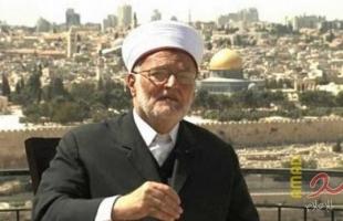 في ظل تفشي كورونا.. صبري يدعو سلطات الاحتلال لإطلاق كافة الأسرى الفلسطينيين