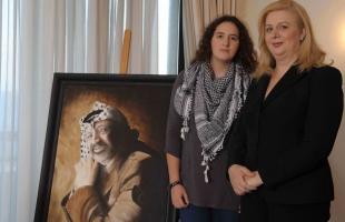 """ماذا علقت ابنة الخالد """"ياسر عرفات"""" على إعادة اعتقال  """"كممجي وانفيعات""""؟!"""