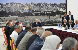 محدث 4 - ردود فعل شخصيات وقوى فلسطينية على الاتفاق البحريني الإسرائيلي