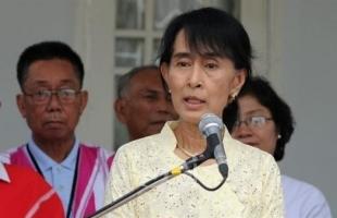 مجلس الأمن يطالب قادة الانقلاب بإطلاق سراح زعيمة ميانمار