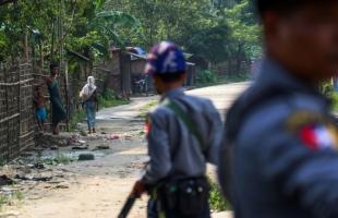 مقتل شخص في هجوم على سيارة تنقل عينات لفحص كورونا في ميانمار
