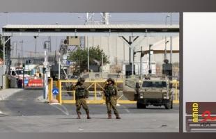 قوات الاحتلال تعتقل محامياً من نابلس عند حاجز عسكري شمال البيرة
