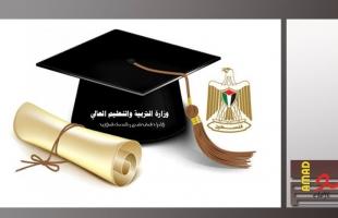 سفارة فلسطين بالقاهرة تعلن فتح باب التقدم لمنح البكالوريوس في الجامعات الحكومية المصرية