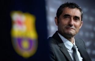 كأس ملك إسبانيا تحسم مصير فالفيردي مع برشلونة