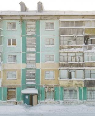 بالصور.. مدينة روسية تصل درجة حرارتها إلى 50 درجة مئوية تحت الصفر