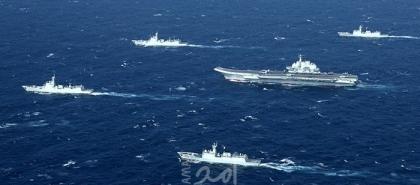 تقرير: الصين تتخطى أمريكا كأكبر قوة بحرية في العالم