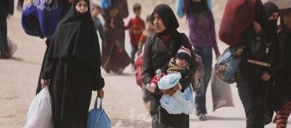 الأمم المتحدة: عدد النازحين بسبب النزاعات في العالم بلغ (48) مليون شخص